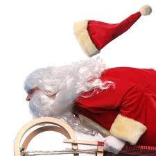 Santa fast