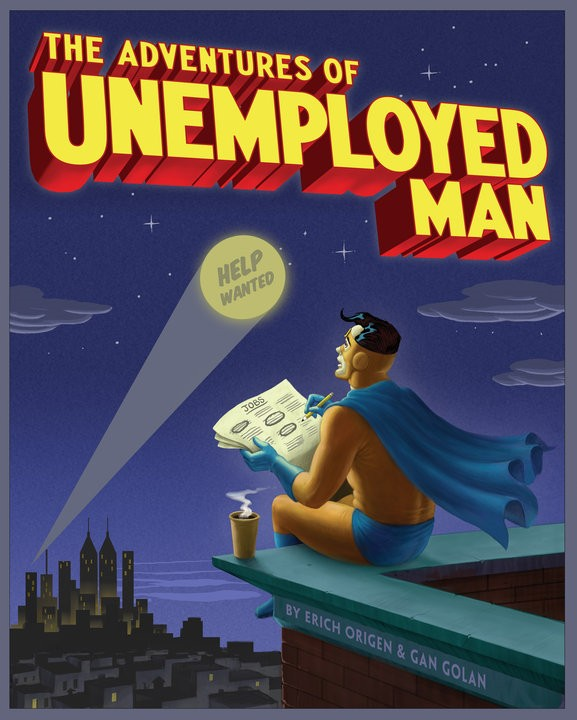 The-adventures-of-unemployed-man