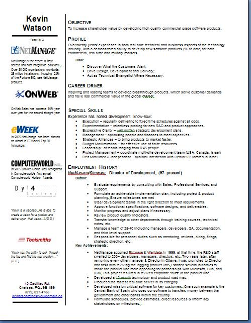 resume for work study jobs